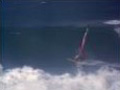 Mike Waltz Windsurfing the Shore of Maui
