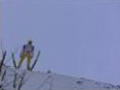 Ski Long Jumping and Ski Flying