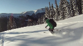 Backcountry Skiing at Berthoud Pass