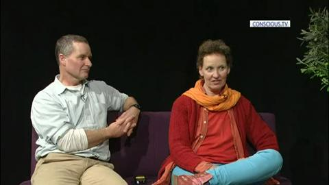 Camilla Carr and Jon James -'The Sky Is Always There' - Interview by Iain McNay