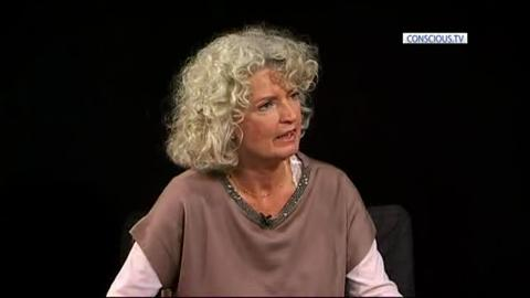 Marlies Cocheret and Ellen Emmet - 'The Feminine Face of God' - Interview by Renate McNay