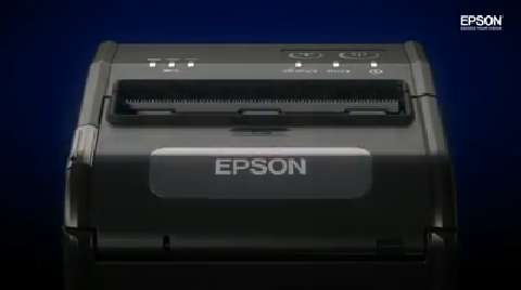 Epson Mobilink P80 Mobile Receipt Printer Overview