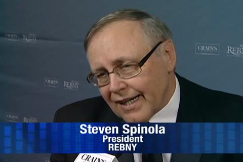 REBNY: Taking up Wall Street&#039;s slack