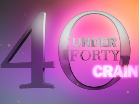 Crain&#039;s 40 Under 40: The class of 2013