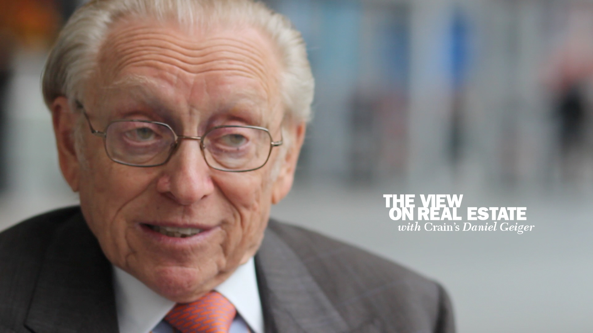 The View on Real Estate: Larry Silverstein: 'I have two more towers to build'