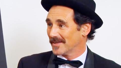 Backstage at the Tonys: Winner Mark Rylance of <I>Jerusalem</I>