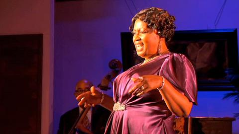 Beyond Broadway: <I>The Devil's Music: The Life & Blues of Bessie Smith</I>