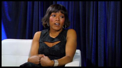 <I>Show People with Paul Wontorek</I>: Angela Bassett of <I>The Mountaintop</I>