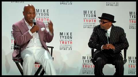 Get In the Ring with Mike Tyson and Spike Lee as They Talk Up <i>Undisputed Truth</i>