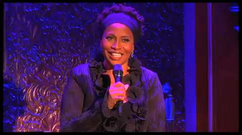 The Diva is Back! Get an Inside Look at Jenifer Lewis and <i>Smash</I>'s Marc Shaiman at 54 Below