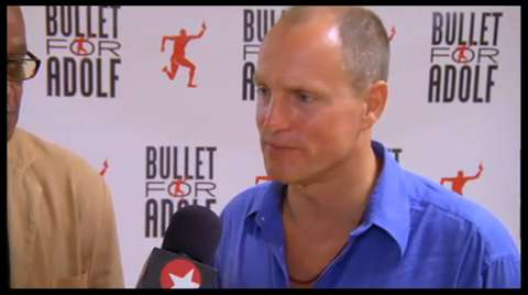 Woody Harrelson & Company Discuss Taking a Shot with <i>Bullet for Adolf</i>