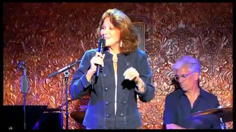 Watch Linda Lavin Get 'Swinging' at 54 Below and Hear Why She's Wild About Her Drummer