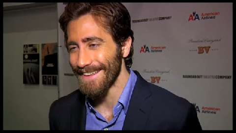 It's a Family Affair on Opening Night of <I>If There Is I Haven't Found It Yet</I>, Starring Jake Gyllenhaal