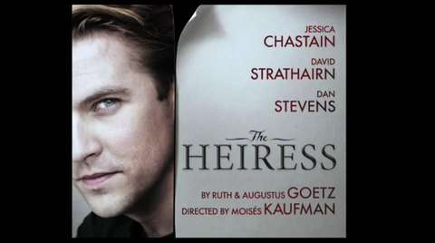 Were Our Word of Mouth Panelists Charmed by <i> The Heiress</I>' Jessica Chastain and Dan Stevens?