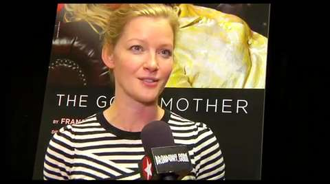 Meet Gretchen Mol & the Cast of the New Off-Broadway Thriller <I>The Good Mother</I>