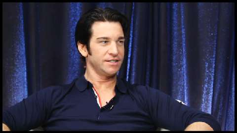 <i>Edwin Drood</i> Hunk Andy Karl on Bustle Fluffing, 'Showbrows' and Sparring with Stallone