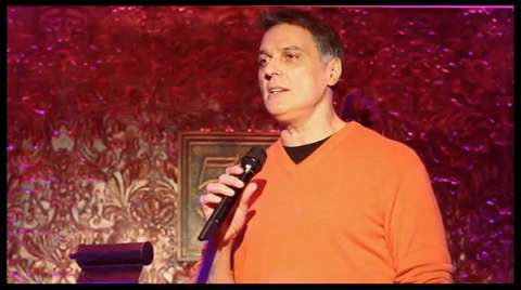 Get an Exclusive Sneak Peek at Robert Cuccioli's New Show <i>A Standard Love</I> at 54 Below