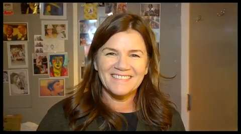 What's Better Than Two Golden Crowns? Mare Winningham Reveals the Answer Backstage at <I>Picnic</I>