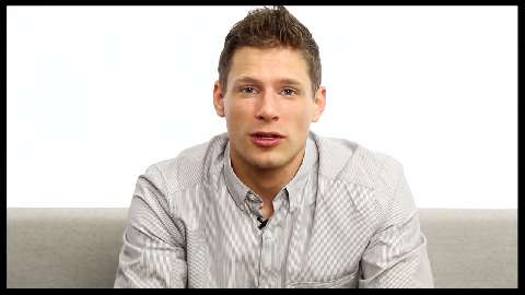 <i>Really Really</i> Star Matt Lauria on the <i>Friday Night Lights</I> Movie, Staying in Shape and Falling in Love