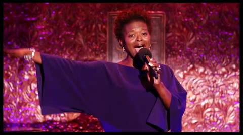 From Motown to <i>The Wiz</I>: Tony Winner LaChanze Brings Diana Ross Realness in <I>Love Hangover</I> at 54 Below
