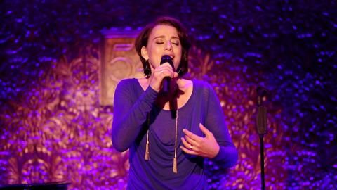 Judy Kuhn Takes on Joni Mitchell, Sondheim and Cy Coleman in Her 'Personal' New Show at 54 Below