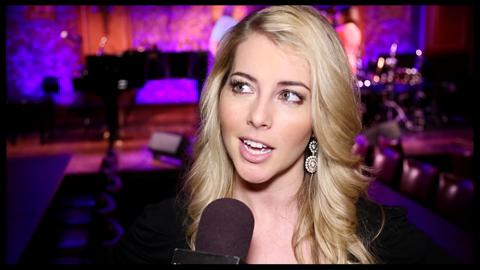 Morgan James on Being the 'Love Child of Prince and Bonnie Raitt' and Her 54 Below Residency