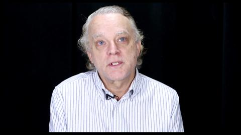 Brad Dourif on Going Insane with Amanda Plummer in Tennessee Williams' <i>The Two-Character Play</i>