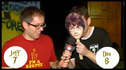 Expelliarmus! The Ultimate <i>Harry Potter</i> Trivia Battle with <i>Potted Potter</i>'s Dan Clarkson & Jeff Turner