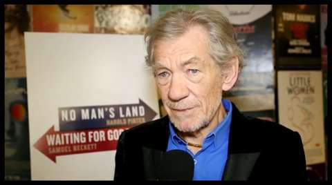 See <I>Godot</I> and <I>No Man's Land</I> Stars Patrick Stewart & Ian McKellen Preview Their Broadway Double-Header