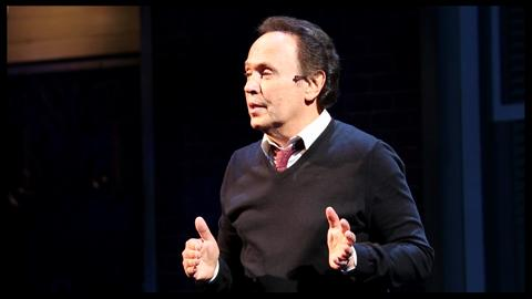 Billy Crystal Celebrates the Return of <I>700 Sundays</I> to Broadway Surrounded by Famous Friends