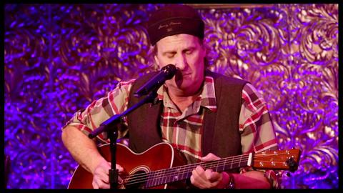 See Jeff Daniels Sing About Getting Shot by Clint Eastwood, Ugly Girls and More at 54 Below
