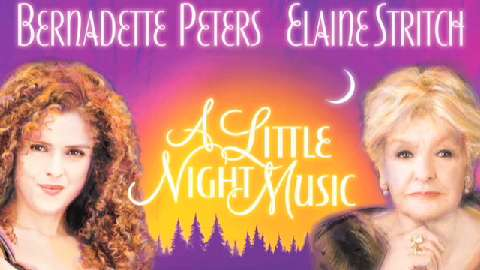 Show Clips: <I>A Little Night Music</I> with Bernadette Peters & Elaine Stritch