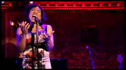 Live at 54 Below: <I>American Idol</I> Star Melinda Doolittle Belts Out 'Home' from <I>The Wiz</I>