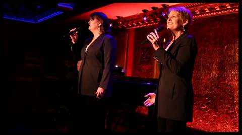 Live at 54 Below: Liz Callaway and Ann Hampton Callaway Sing 'Our Time' from <I>Merrily We Roll Along</I>