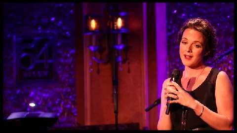 Live at 54 Below: Melissa Errico Sings 'Small World' from <I>Gypsy</I>