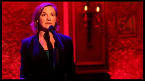 Watch Tony Winner Daisy Eagan Sing 'I Wish You Love' at 54 Below