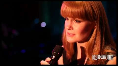 Kate Baldwin Sings Pretty! See Her Gorgeous Take on 'Look at You, Look at Me' at 54 Below