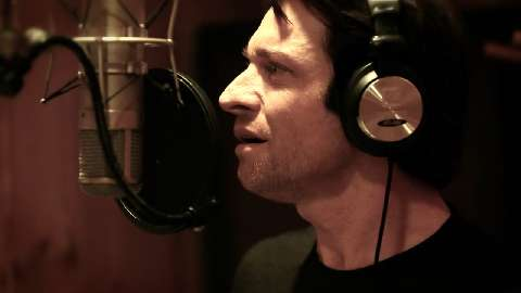Exclusive! Andy Karl and the Cast of <I>Rocky</I> in the Recording Studio
