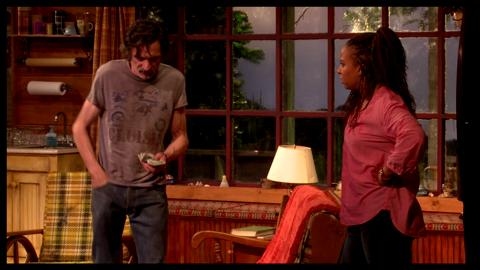 Video! Tracie Thoms and John Hawkes Spar in a Cabin in <I>Lost Lake</I>