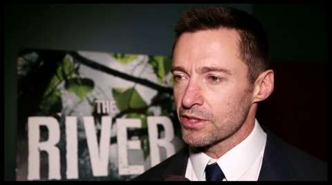 Opening Night Video! Hugh Jackman is Back on Broadway in Jez Butterworth's <i>The River</i>