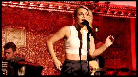 Annaleigh Ashford Lights Up 54 Below, 'Come Rain or Come Shine'