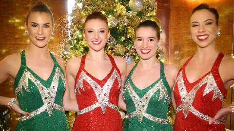 VIP Perks, Sloppy Secrets & Reality Show Dreams: Learning about Life of the Radio City Rockettes!
