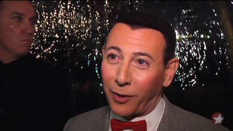 Opening Night: <I>The Pee-wee Herman Show</I>
