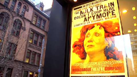Beyond Broadway: <I>The Milk Train Doesn't Stop Here Anymore</I>