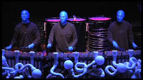 Beyond Broadway: <I>Blue Man Group</I>