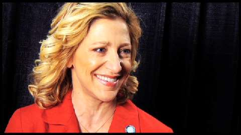Tony Nominee Chat: Edie Falco of <I>The House of Blue Leaves</I>