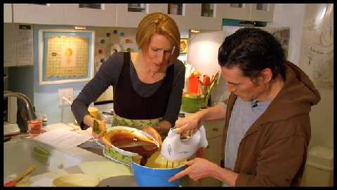 <I>Side by Side by Susan Blackwell</I>: In the Kitchen with <I>Arcadia</I> Star Billy Crudup