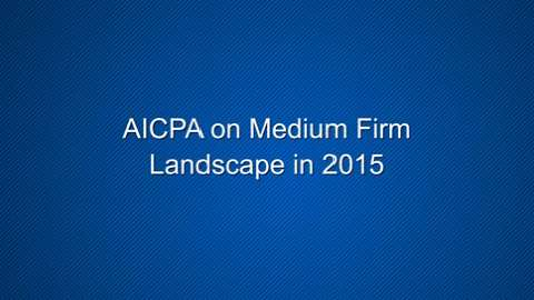 Medium Firm Landscape for 2015