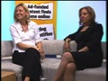 Media Week TV - Stevie Spring and Evelyn Webster