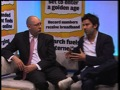 Media Week TV - Jonathan Allan and Ian Armstrong